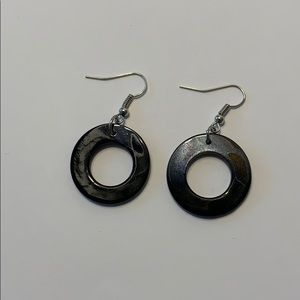 Earrings Enameled Costume Jewelry